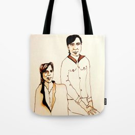 We know Tote Bag