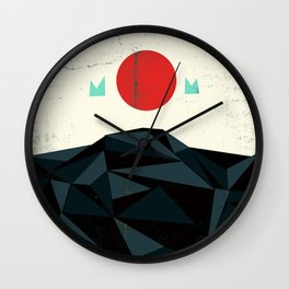 From the New World - Dvorak - Symphony No. 9 Wall Clock