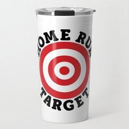 Home Run Target Travel Mug