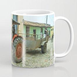 Trinidad tractor Coffee Mug