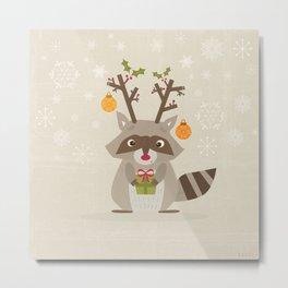 Rudolph Metal Print