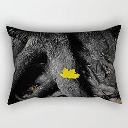 A Spark of Color Rectangular Pillow