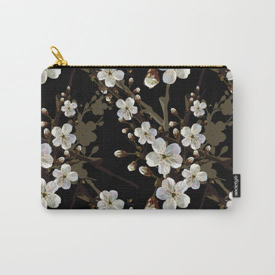Cherry blossom #15 Carry-All Pouch