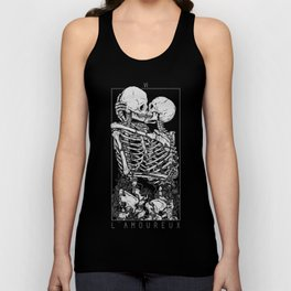 The Lovers Unisex Tank Top