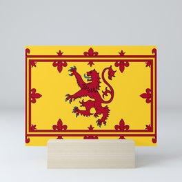 Royal Banner of Scotland Mini Art Print