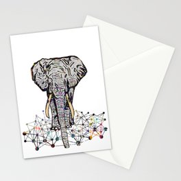 the Elephant Stationery Cards