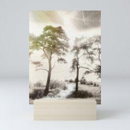 Peace before the Storm Mini Art Print