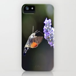 Saveur Lavande iPhone Case