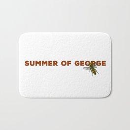 Summer of George Costanza Bath Mat