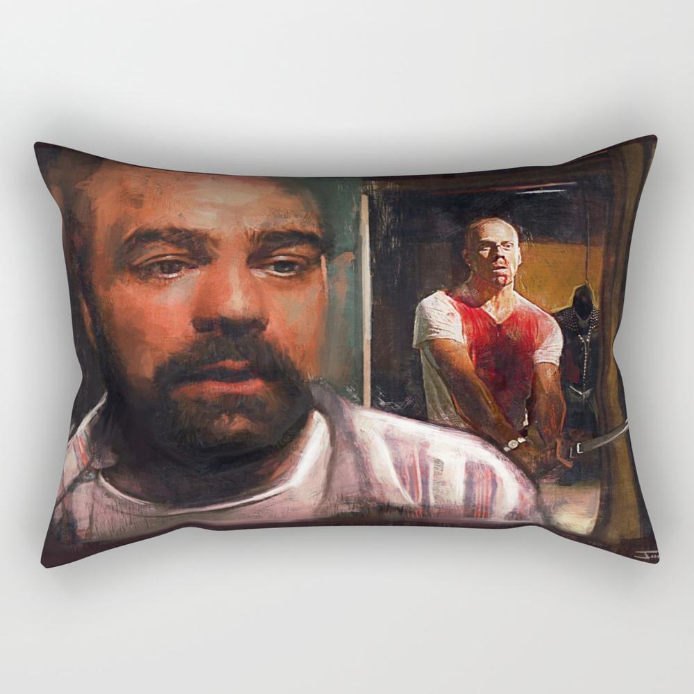 Pulp Fiction Zed And The Gimp Rectangular Pillow RPW7840039