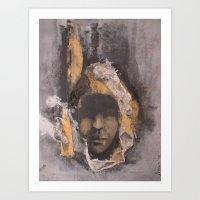 """""""Lost"""" By Nisus L'art Art Print"""