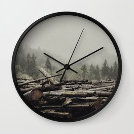 Logs Wall Clock