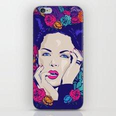 just Shirley iPhone & iPod Skin