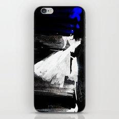 Watercolor Abstract Feminine Art iPhone & iPod Skin
