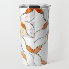 Modern Tiles Travel Mug