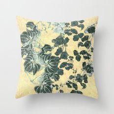 Out of summer and into the Autumn Throw Pillow