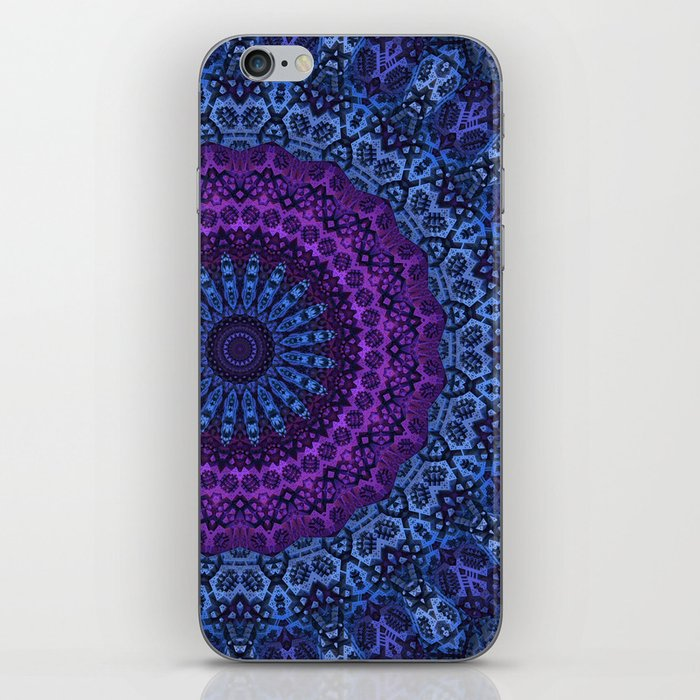 Twilight Mandala iPhone Skin