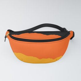 There's Gold in Them There Hills Fanny Pack