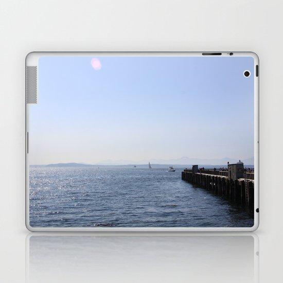 Seattle Waterfront Laptop & iPad Skin