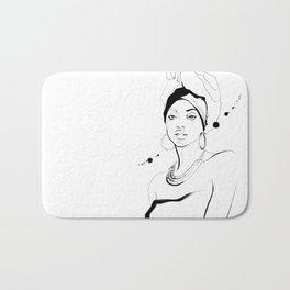 Ethnic Beauty - Africa Bath Mat