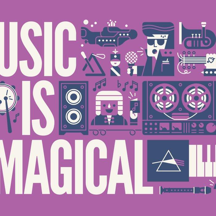Music is ... Comforters
