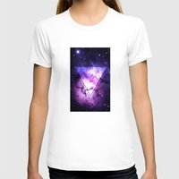 outer space T-shirts featuring Outer Space by Erick Navarro