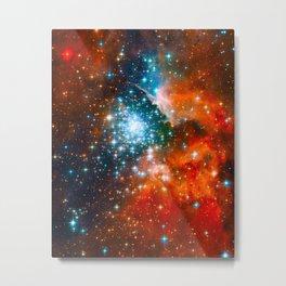 The Giant Nebula Metal Print