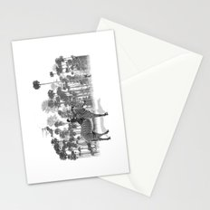 Thrill of the Chase Stationery Cards