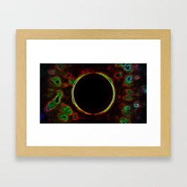Disassociation Framed Art Print