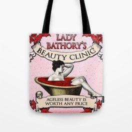 Lady Bathory's Beauty Clinic Tote Bag