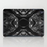 black widow iPad Cases featuring Black Widow by SwanniePhotoArt