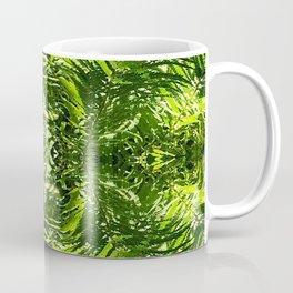 Fern Pattern Coffee Mug