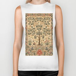 "William Morris ""Tree of life"" 3. Biker Tank"