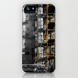 Ancient scaffold iPhone Case