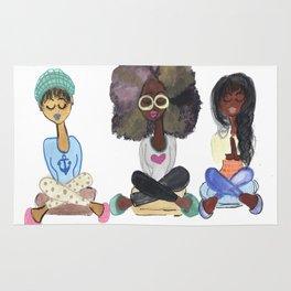 Meditation Swag Girls No. 5 Rug