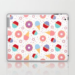 Donuts party Laptop & iPad Skin