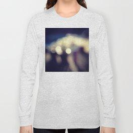 blur Long Sleeve T-shirt