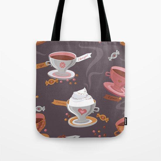 Fresh Coffee Tote Bag