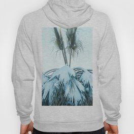 Palm and Snow Hoody