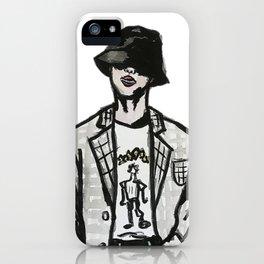RUN BTS JIN iPhone Case