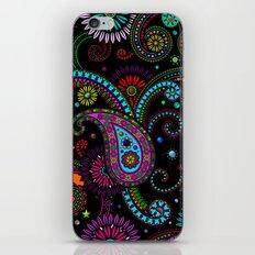 Paisley Panels iPhone & iPod Skin
