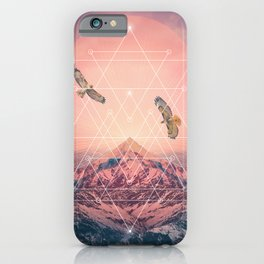 Find the Strength To Rise Up iPhone Case