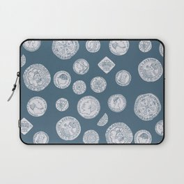 Heads or Tails Laptop Sleeve