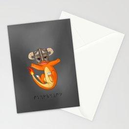 CHAR-MAN-DAAAAH!! Stationery Cards