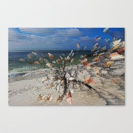 A Whisper is Sacred Canvas Print