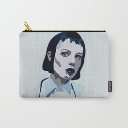 Alice Glass Carry-All Pouch