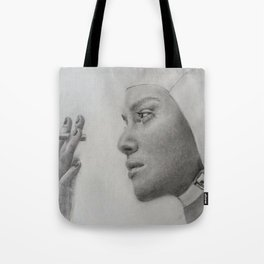 Keira Knightley in Atonement Tote Bag