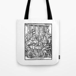 Ale + Quail Tote Bag