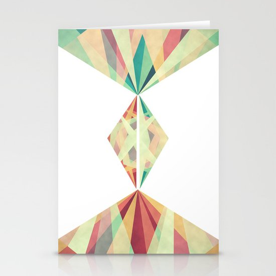 Different Outcomes Stationery Cards