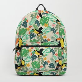 Toucan Island Backpack